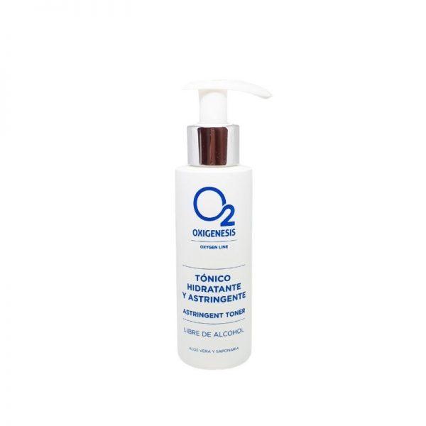 tonico hidratante oxigenesis