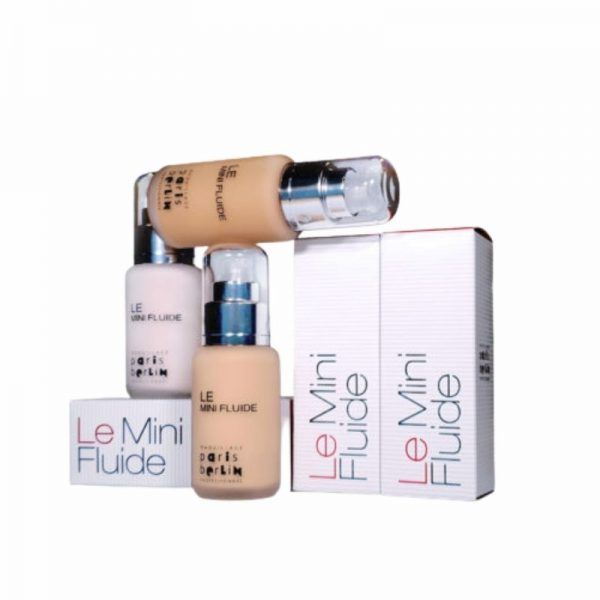 maquillaje mini fluido cara y cuerpo paris berlin